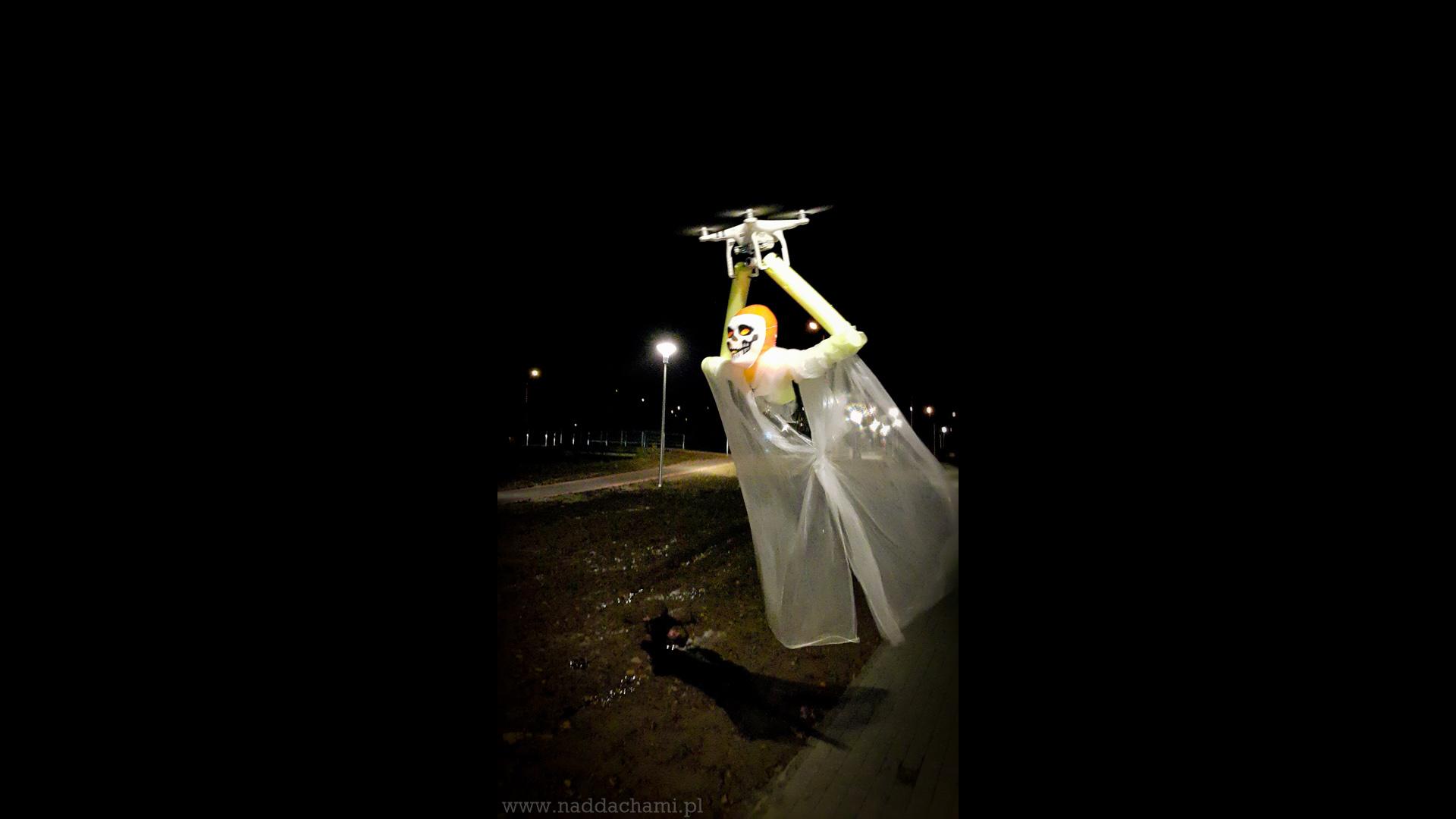 Strona z drona