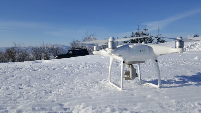 Jak przygotować drona do zimy?