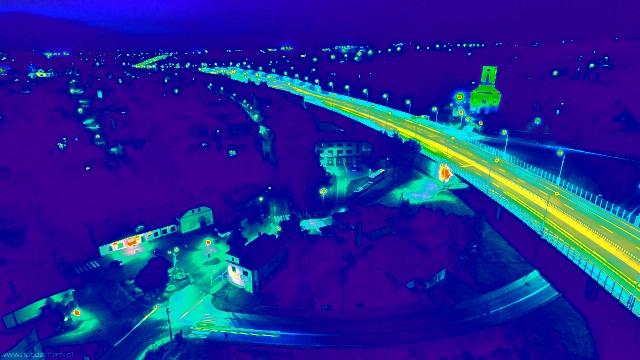 termowizja w dronie