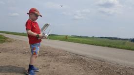 Jak ćwiczyć latanie dronem