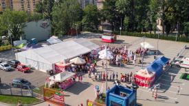 Strefa Kibica w Bielsku-Białej