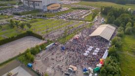 Koncert Agnieszki Chylińskiej i Kamila Bednarka w Bielsku-Białej