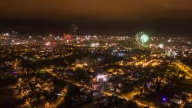 Bielsko-Biała Sylwester 2018/2019