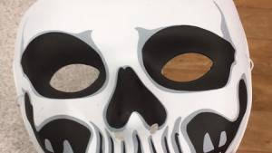 Maska Dron Halloween