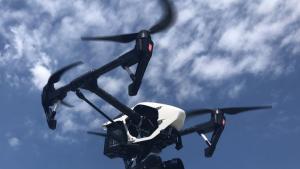 Idealny dron do filmowania