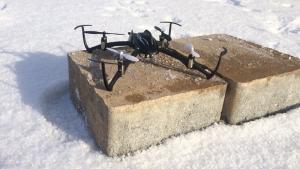 Dron do nauki - Raider 3D
