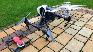 Nowo zakupiony dron nie działa
