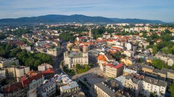 Zamek Sułkowskich w Bielsku-Białej