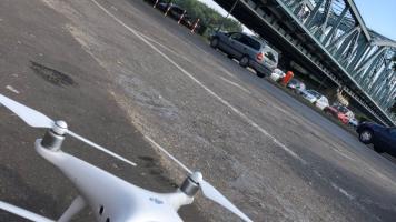 Trening Latania czyli jak latać dronem