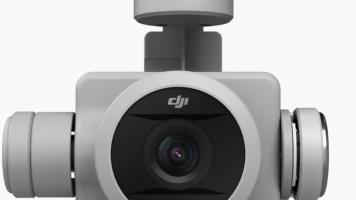 Phantom 4 PRO kamera