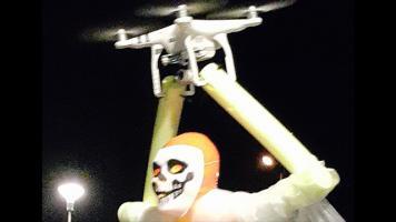 hobby dron, udźwig drona