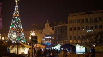 Jarmark Świąteczny czyli Święta na Starówce w Bielsku-Białej