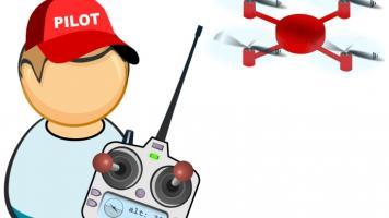 Kurs filmowania dronem