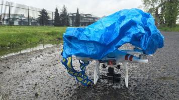 Wodoodporny dron DJI