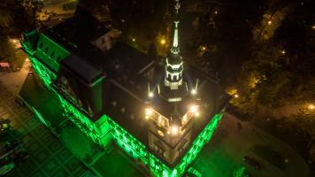 Zielony Ratusz w Bielsku-Białej