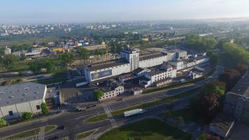 Dokumentacje z powietrza Lubella Lublin