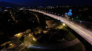 Lipnik Bielsko - zdjęcie z powietrza