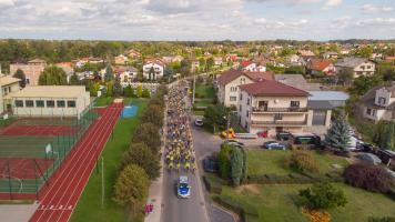 45 Rodzinny Rajd Rowerowy Bielsko-Biała 2018