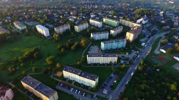 Bielsko-Biała Biała Krakowska (Dygasińskiego, Wapienna)
