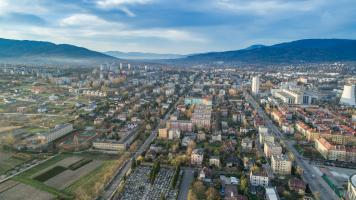 Wyburzenie kominów Bielsko