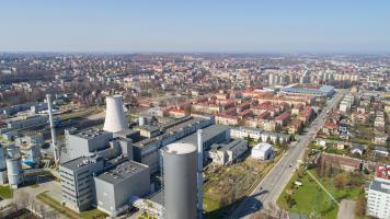 Bielsko-Biała bez kominów