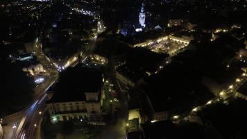 Zdjęcia z powietrza Bielsko-Biała