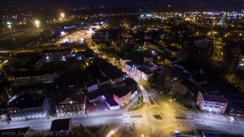 Czechowice-Dziedzice nocne zdjęcia