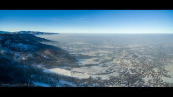 Panorama Kóz Smog Kozy