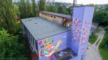 Back to the roots - nowy mural Bielsko-Biała
