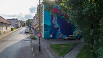 Noc świętojańska Bielsko Mural