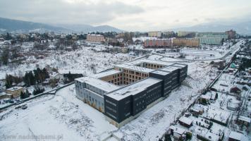 Nowy posterunek policji w Bielsku-Białej