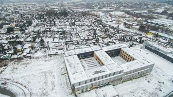 Nowa komenda policji Wapienna Piekarska