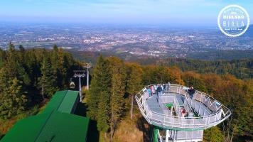 Bielsko-Biała - Miasto w górach