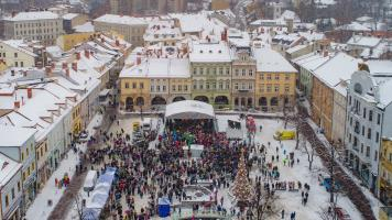 Orszak Trzech Króli - Bielsko-Biała 2019