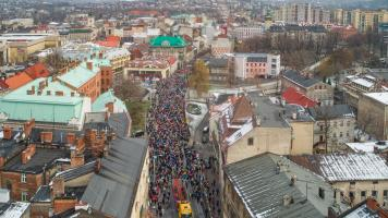 Orszak Trzech Króli - Bielsko-Biała 2020 r.