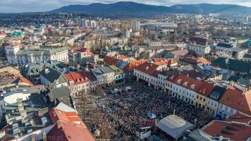 Orszak Trzech Króli Bielsko-Biała 2018