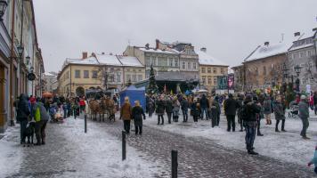 Orszak Trzech Króli Bielsko-Biała 2017