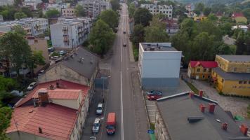 Krakowska przed przebudową - film