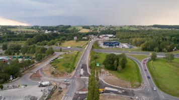 Przebudowa ul. Międzyrzeckiej Bielsko-Biała