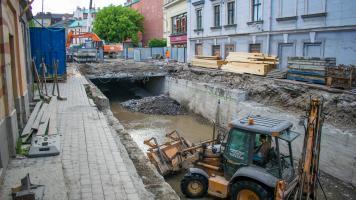 Odkryli rzekę Niwka w Bielsku na Stojałowskiego