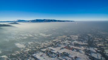 Smog w Bielsku-Białej