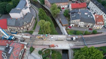 Rozbudowa Stojałowskiego w Bielsku 2017