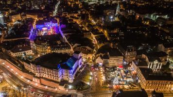 Święta na Starówce 2019 Bielsko-Biała