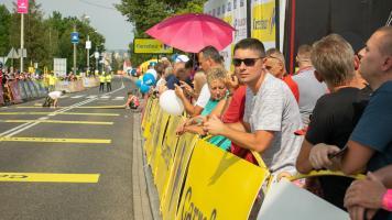 META V Etapu Tour de Pologne Bielsko-Biała