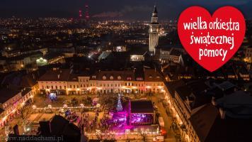 WOŚP Bielsko-Biała 2018 r.
