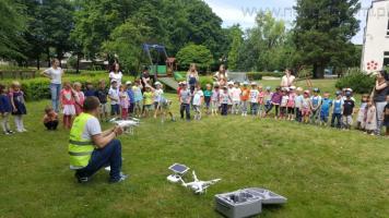 Drony dla dzieci - Przedszkole 32
