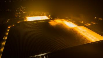 Farma pomidorów Sarnów