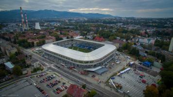 Stadion Miejski Bielsko Dron