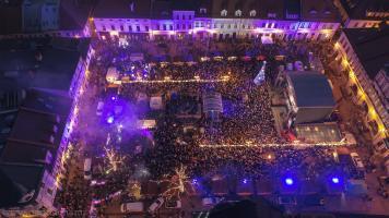 Święta na Starówce 2017 Bielsko